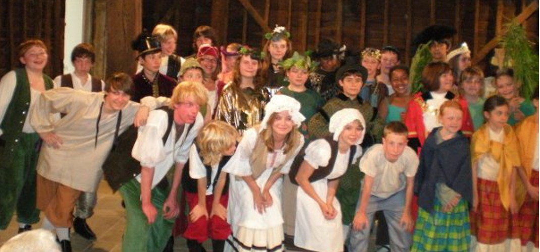 Stars at Knight Drama
